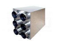 HRV75 6-75/125-160 elosztó doboz