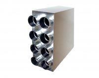 HRV75 8-75/160 elosztó doboz