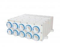 HRV75A 10-75/160 antibakteriális elosztó doboz