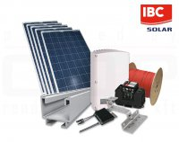 IBC 9.18 kW Napelemes rendszer
