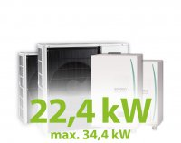 MH.22HZ PACK15 kaszkád fűtési rendszer