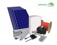 Amerisolar Solaredge 2kW Napelemes rendszer