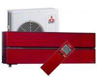 MSZ/MUZ-LN50VGHZ (rubinvörös) Diamond klíma szett
