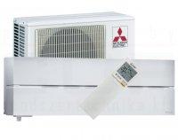 MSZ/MUZ-LN25VG (fehér) Diamond klíma szett