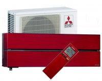 MSZ/MUZ-LN25VG (rubinvörös) Diamond klíma szett